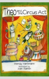 Nal'ibali featured book called Theo and the circus act